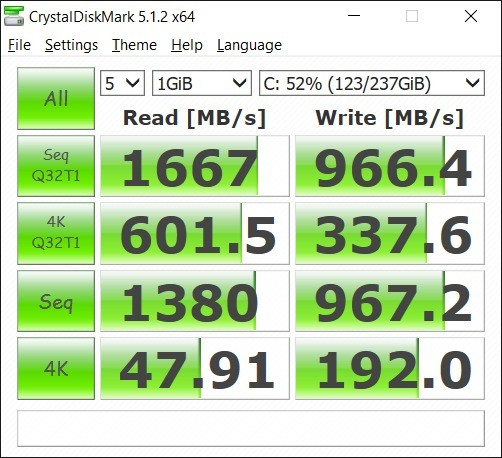 Geektech - How to Unlock the NVMe Performance on the Lenovo Y700