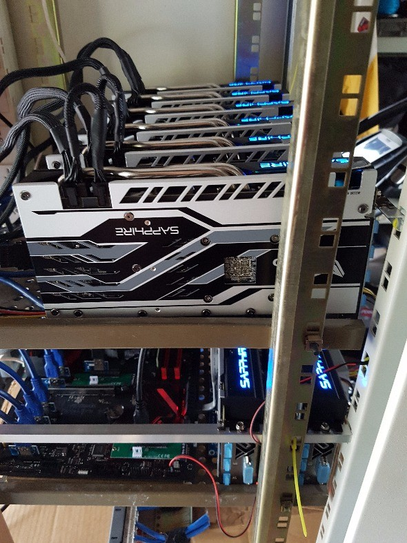 How To Mine Ethereum On Laptop 8 Video Card Mining Rig